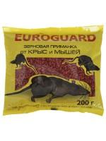 Euroguard зерновая приманка от крыс и мышей 200гр